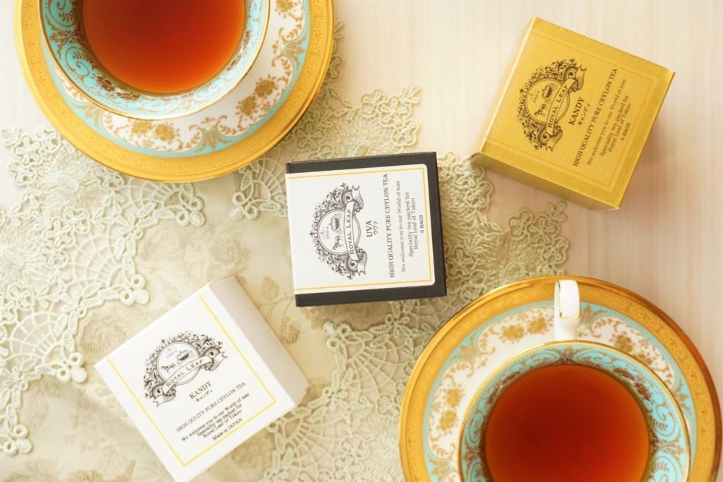 完全無添加の美と健康に特化したお茶、ティーブランド「ROYAL LEAF TEA」の森田様。訪問いただいたお客さまやお取引さまから必ず「素敵なところですね。」と言っていただけるとのこと。