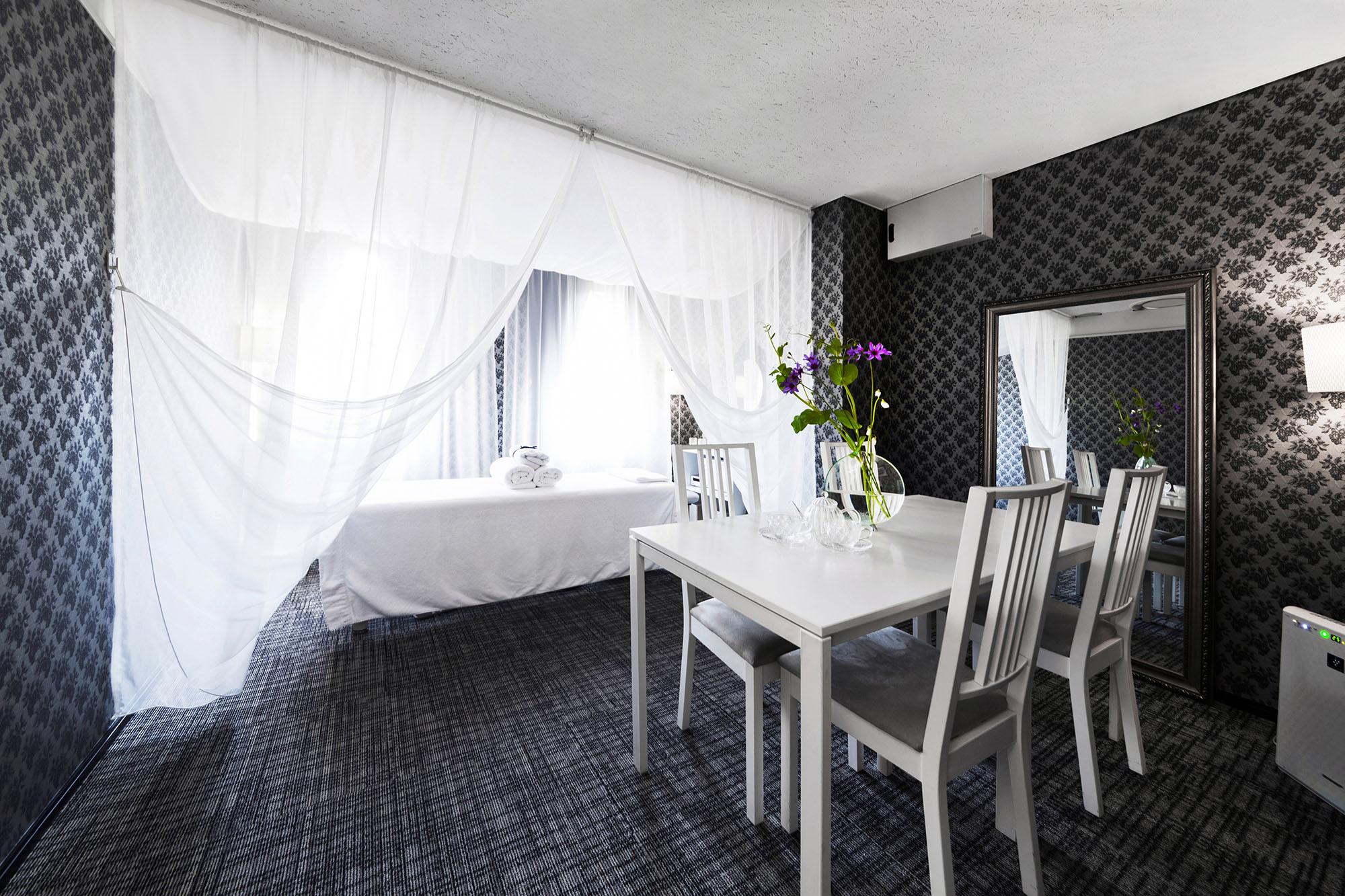 レンタルサロン グラマラスエイチ麻布広尾の高級感溢れる内観と設備でワンランク上のサービスを!